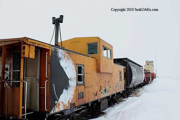 Alberta Work Train