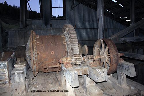 Montana Mine 8